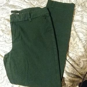 Old Navy Women's Pixie Cut  Pants